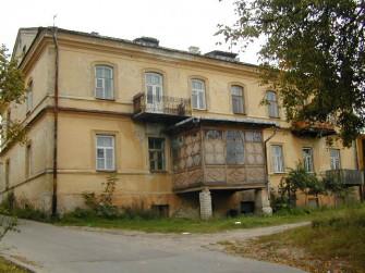 Alkūnės g. 8, Vilniaus m.