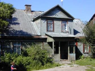A. Jaroševičiaus g. 10, Vilniaus m.