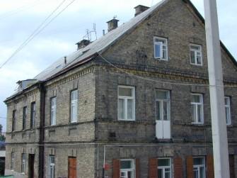 A. Jaroševičiaus g. 11, Vilniaus m.