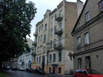 A. Domaševičiaus g. 7, Vilniaus m.