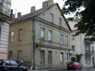 A. Domaševičiaus g. 5, Vilniaus m.
