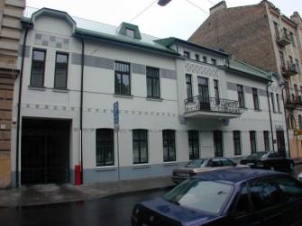 A. Domaševičiaus g. 9, Vilniaus m.