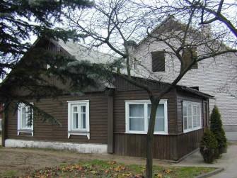 Karklų g. 15, Vilniaus m.