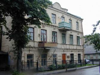 Kražių g. 8A, Vilniaus m.