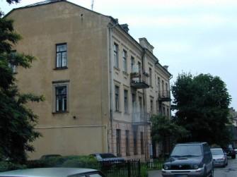 Kražių g. 4, Vilniaus m.