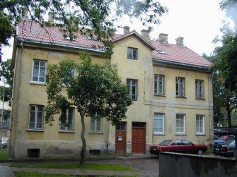 Kražių g. 7, Vilniaus m.