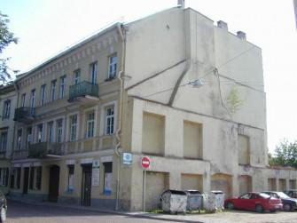 Šv. Mikalojaus g. 11, Vilniaus m.