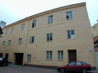 Rusų g. 1, Vilniaus m.