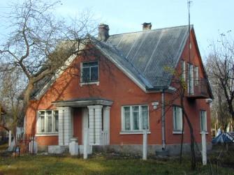Lobio g. 1, Vilniaus m.