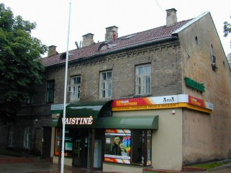 Dainavos g. 6, Vilniaus m.
