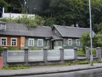 Pakalnės g. 4, Vilniaus m.