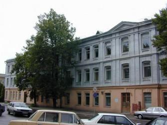 Pakalnės g. 3, Vilniaus m.