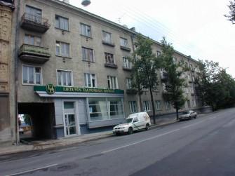 Naugarduko g. 13, Vilniaus m.