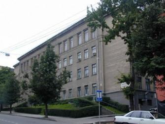 Naugarduko g. 5, Vilniaus m.