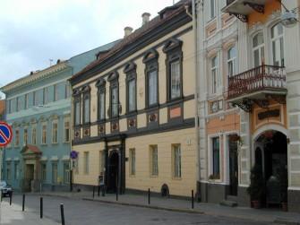 Dominikonų g. 11, Vilniaus m.