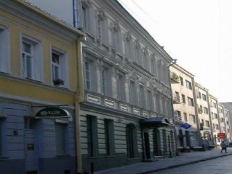 Dominikonų g. 5, Vilniaus m.