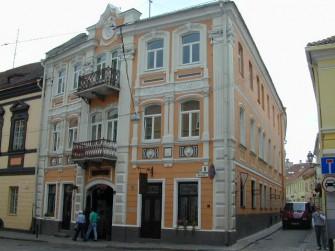 Dominikonų g. 9, Vilniaus m.