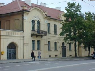 Žygimantų g. 3, Vilniaus m.