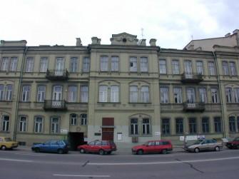 Žygimantų g. 6, Vilniaus m.