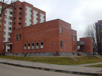 Rugių g. 1, Vilniaus m.