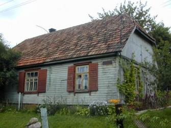 Eglių g. 38, Vilniaus m.