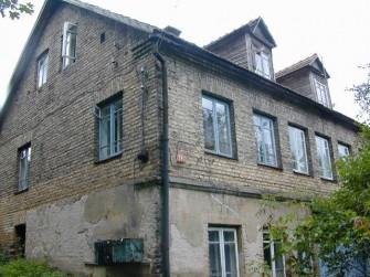 Eglių g. 36, Vilniaus m.