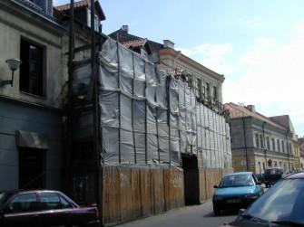 Arklių g. 10, Vilniaus m.