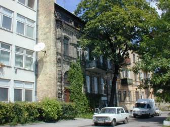 Kruopų g. 9, Vilniaus m.