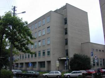 Lukiškių g. 9, Vilniaus m.