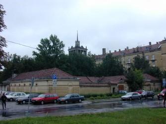 Lukiškių g. 1, Vilniaus m.