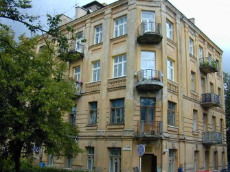 Vinco Kudirkos g. 1, Vilniaus m.