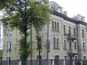 Vinco Kudirkos g. 6, Vilniaus m.
