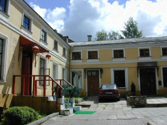 Sodų g. 8, Vilniaus m.