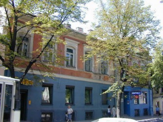 Sodų g. 3, Vilniaus m.
