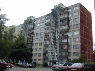 Virginijaus Druskio g. 1, Vilniaus m.