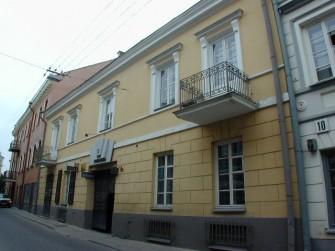 Savičiaus g. 8, Vilniaus m.