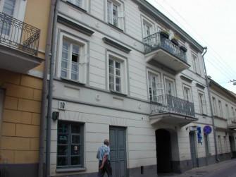 Savičiaus g. 10, Vilniaus m.