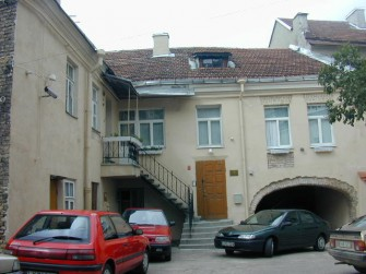 Savičiaus g. 7, Vilniaus m.