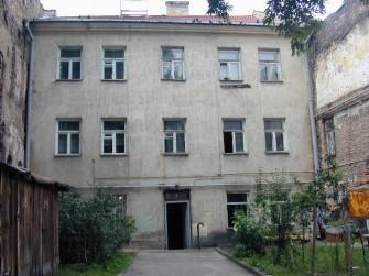 Savičiaus g. 5, Vilniaus m.