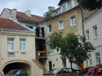 Savičiaus g. 9, Vilniaus m.