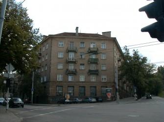 Tauro g. 8, Vilniaus m.