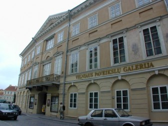 Didžioji g. 4, Vilniaus m.