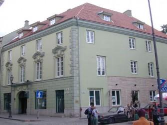 Didžioji g. 1, Vilniaus m.