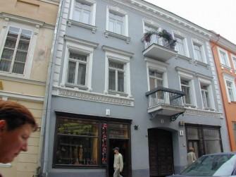 Didžioji g. 6, Vilniaus m.