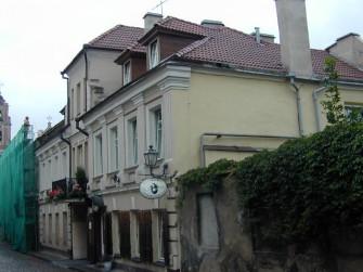 Ligoninės g. 5, Vilniaus m.