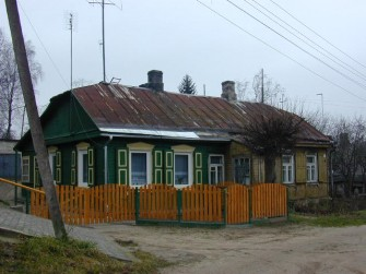 Liepto g. 5, Vilniaus m.