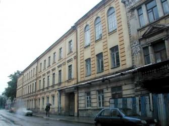 Islandijos g. 3, Vilniaus m.