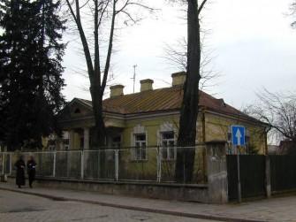 Jovaro g. 12, Vilniaus m.