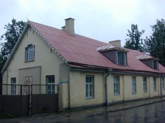 Jovaro g. 4, Vilniaus m.