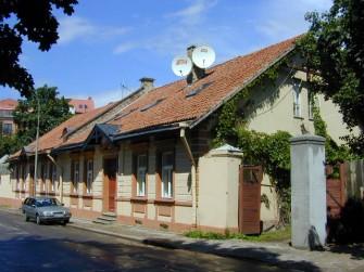 Jovaro g. 7, Vilniaus m.